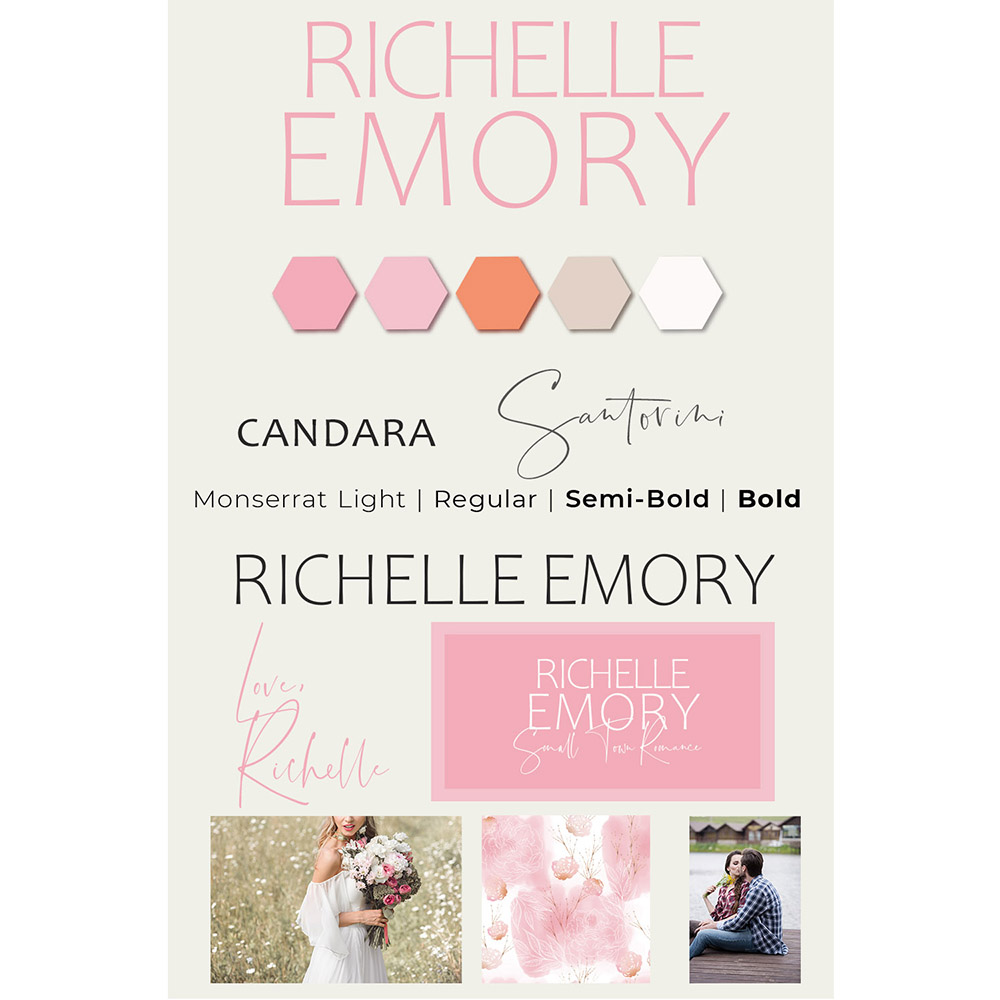 Richelle Emory – Branding